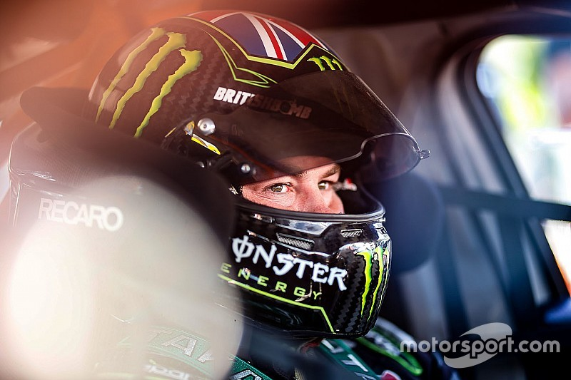 Spa World RX: Doran leads after opening day