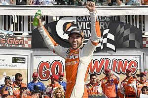Chase Elliott credits college football coach speech for inspiration