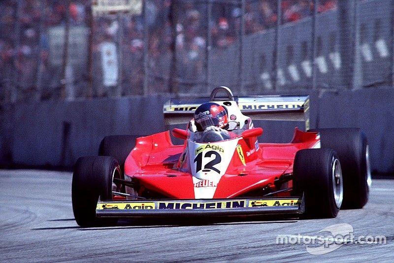 Cómo Gilles Villeneuve retrasó diez años la caja semiautomática en la F1