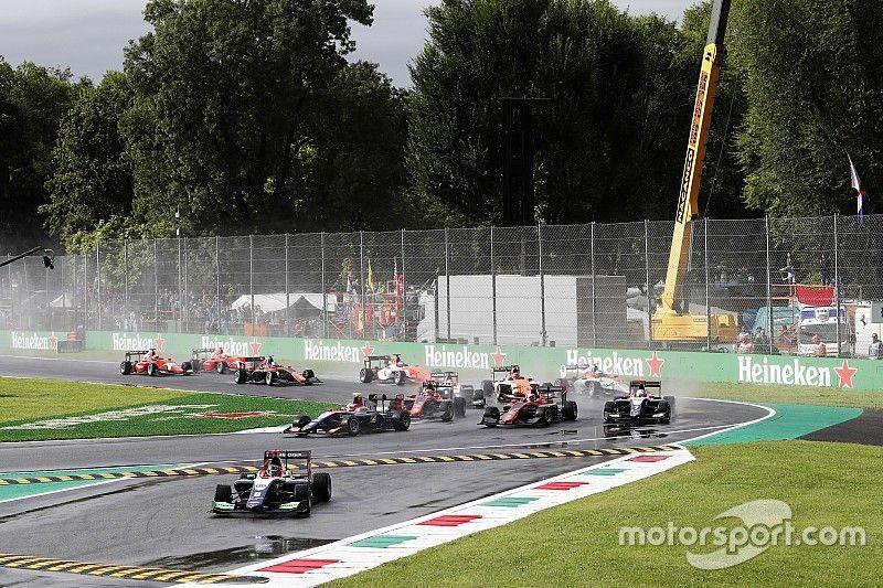 Beckmann repite victoria y Hubert asienta el liderato de la GP3