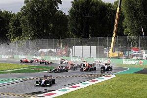 Бекман выиграл субботнюю гонку GP3 на сырой трассе