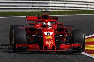 """Ferrari is sterk op Spa: """"Regen moet ook geen problemen opleveren"""""""