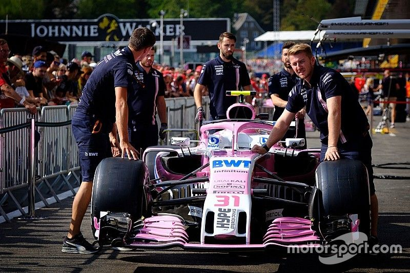 Haas wants answers from F1 chiefs over new Force India entry