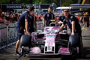 Force India mantendrá el dinero de los premios