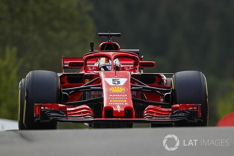 Vettel: Henüz gerçek potansiyelimizi ortaya koymadık