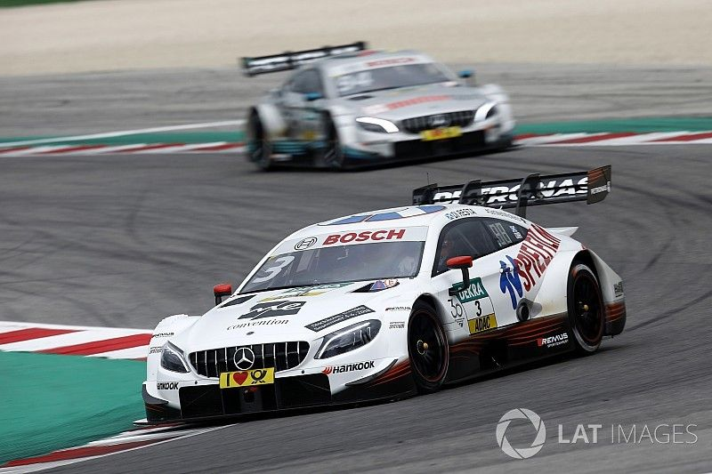 Audi, BMW not interested in hiring Mercedes DTM drivers