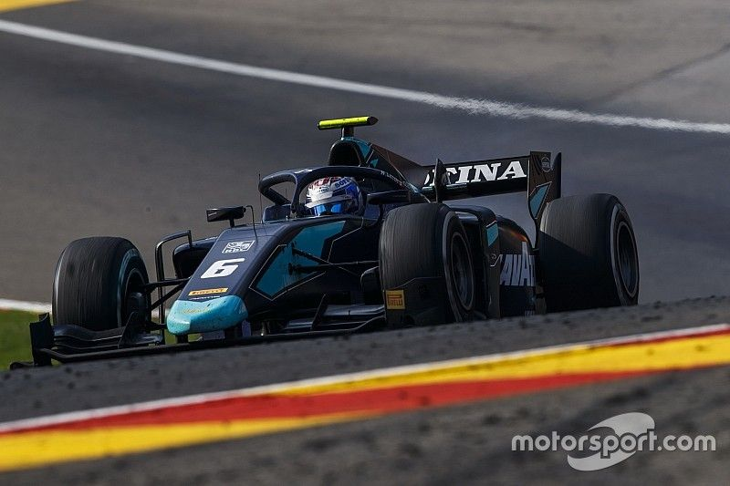 Spa F2: Latifi takes first win of 2018, Norris second