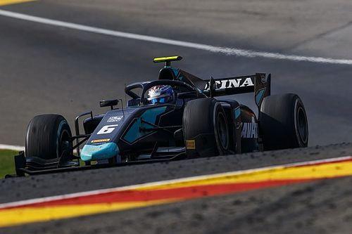 Latifi domina la segunda carrera de la F2 en Spa sin oposición