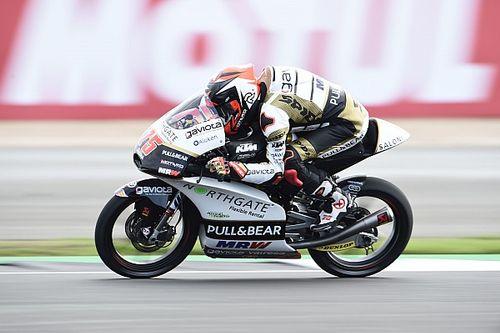 L'Angel Nieto Team punta su Arenas e Fernandez per la Moto3 2019