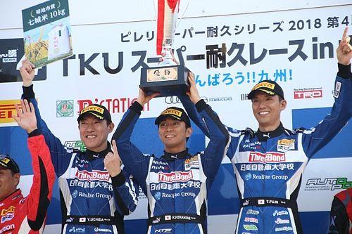 完勝24号車GT-R、藤井「第1スティントで勝てる手応えがあった」