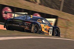 Pure Racing Team Blue vence en las 24h de Spa de iRacing