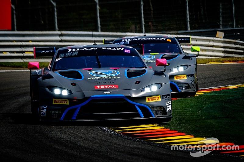 Enttäuschung für R-Motorsport in Spa