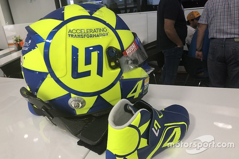 "Rossi se enorgullece de tener como fans a ""fuertes pilotos"" de F1"