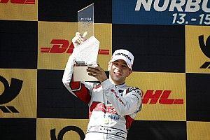Frijns twee keer tweede in DTM Classic Challenge