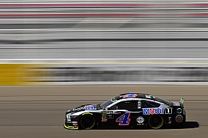 """Kevin Harvick: """"We gave ourselves an opportunity"""" for a win"""