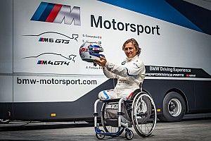 Zanardi torna a correre nel GT Italiano con BMW al Mugello