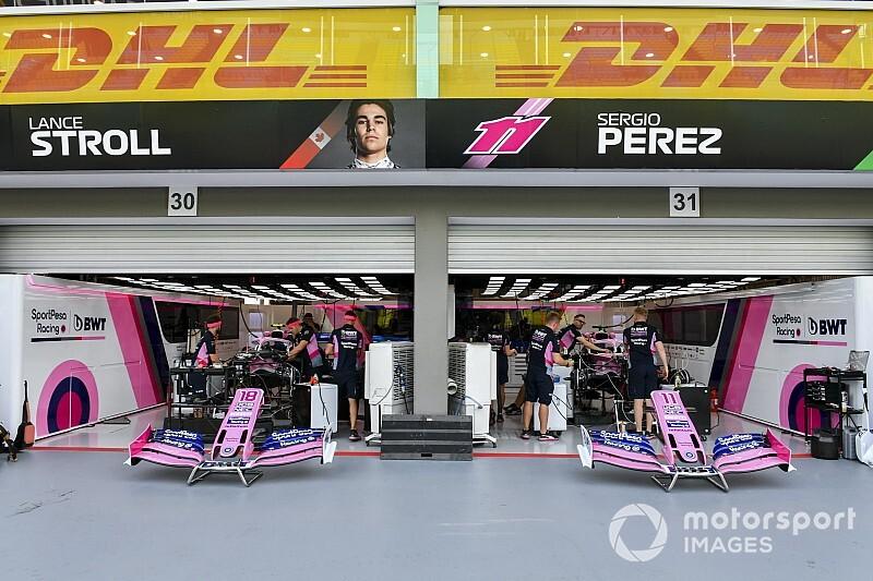 Miért nem támogatja a Racing Point az új gumikat?