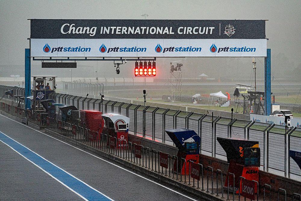 Ufficiale: cancellato il GP di Thailandia della MotoGP!