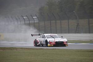 DTM Hockenheim: Rast op pole, Frijns start als achtste