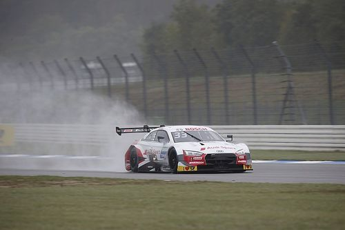 Hockenheim DTM: Rast on pole, Button sixth quickest