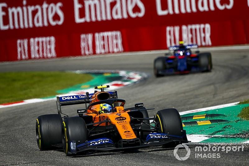 Зак Браун не ждет от McLaren борьбы за титул ранее 2022 года