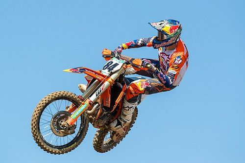 MXGP Turkije: Herlings pakt emotionele GP-zege