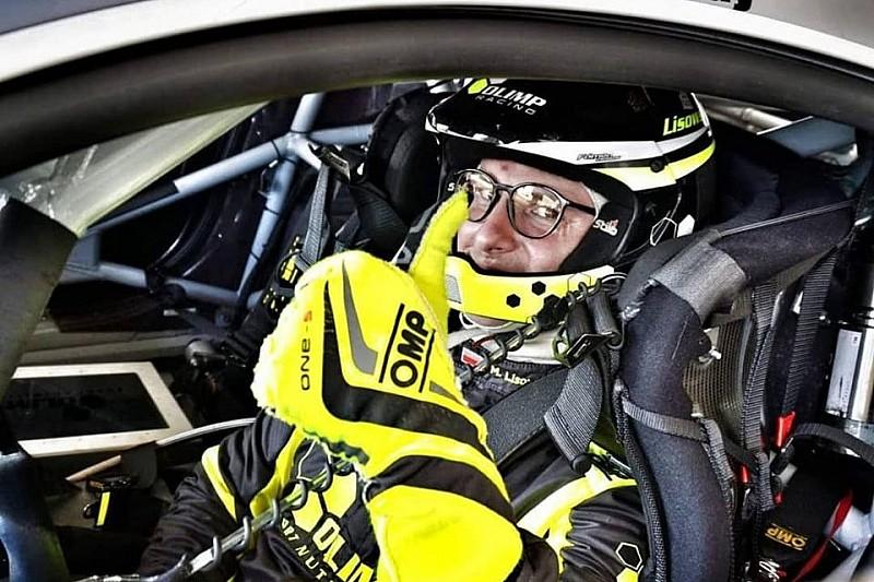Lisowski drugi w kwalifikacjach GT3