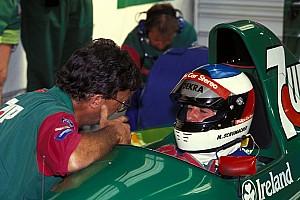 «Так я еще и не начинал атаковать». История первых тестов Шумахера в Формуле 1