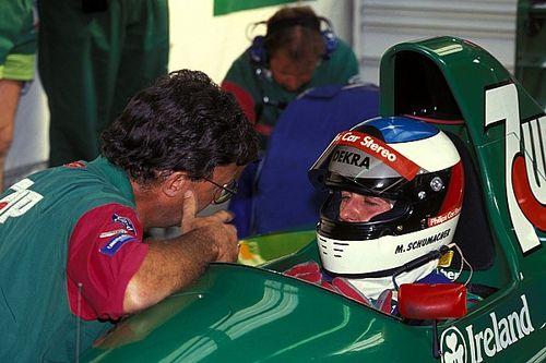 Miben hasonlít Michael Schumacher és Nyikita Mazepin debütálása?