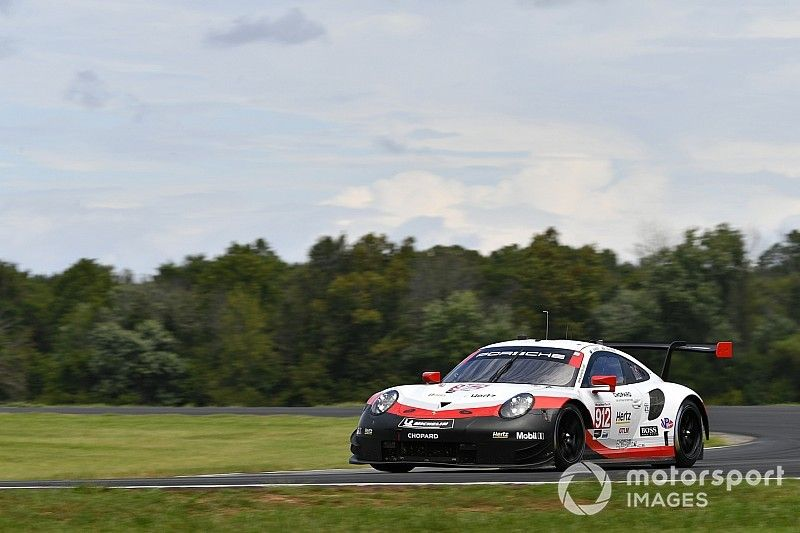 Vanthoor beffa Magnussen e conquista la pole al Virginia International Raceway