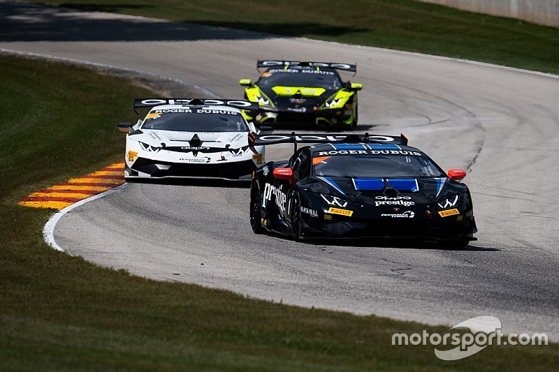 Super Trofeo North America: Mitchell, Amici score double win