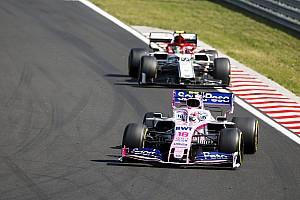 Стролл: Формула 1 стала жорсткішою із 2017 року