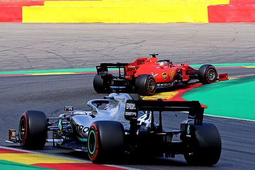 Gary Anderson: Ferrari and Mercedes both made strategy errors