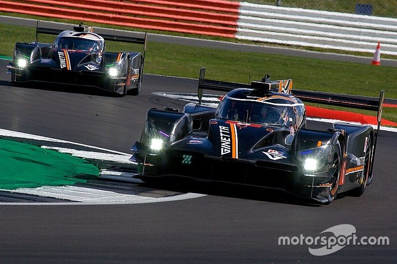 """Ginetta just needs to """"get organised"""" for Fuji"""