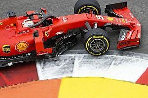 """Vettel: """"Sembriamo competitivi, ma è stata una giornata strana"""""""