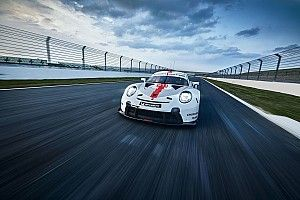 Porsche unveils revised 911 RSR for WEC, IMSA