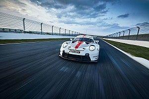 Porsche: svelata a Goodwood una 911 aggiornata per il WEC e l'IMSA