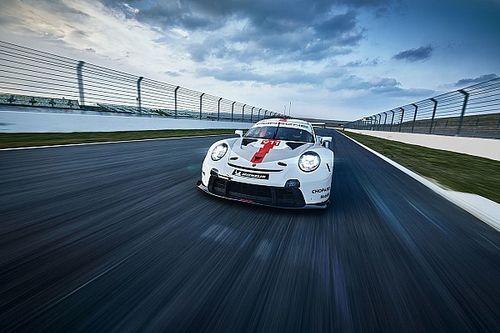 Porsche yenilenen 911 RSR'ı tanıttı