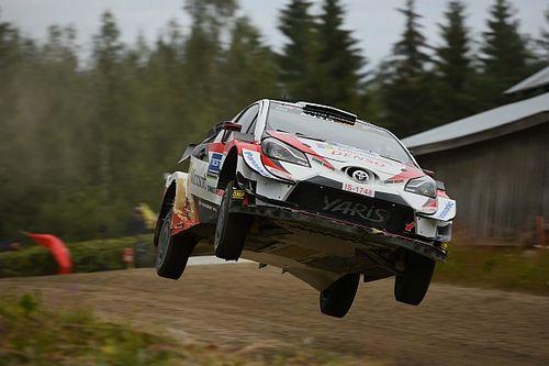 Finland WRC: Meeke retires with broken suspension