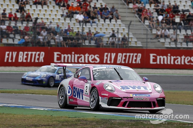 Porsche Mobil1 Supercup Macaristan: Antrenmanların lideri Andlauer oldu, Ayhancan 5.