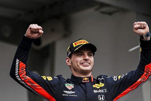 Estadísticas: Verstappen y su victoria 7 en F1
