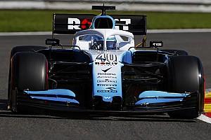 Latifi va rouler avec Williams lors des 3 prochains GP