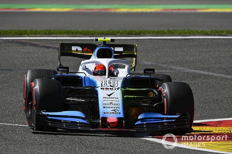 Kubica: Williams hâlâ 'kendi liginde