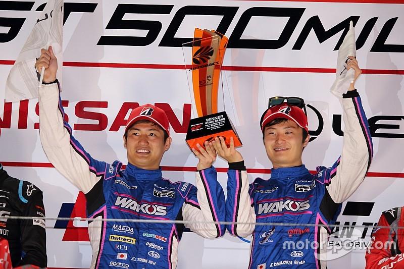 逆境乗り越え2連勝、6号車の大嶋和也「思いの外クルマが決まっていた」