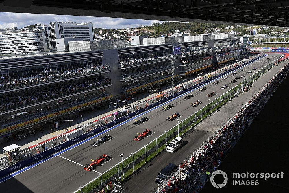 """F1 won't be """"handing out candy"""" to teams or races"""