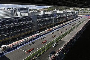 Russia GP chiefs confident sporting ban will not impact F1 race
