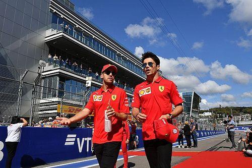 'Ferrari y el trauma del segundo piloto', por Adrián Puente