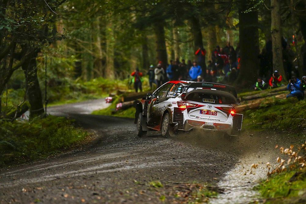 UK among six events bidding to join 2022 WRC calendar