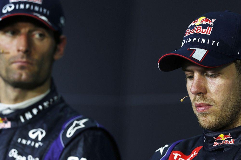 El cara a cara privado de Vettel y Webber tras el 'Multi 21'