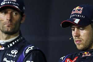 ¿Qué se dijeron Vettel y Webber en privado tras el 'Multi-21'?